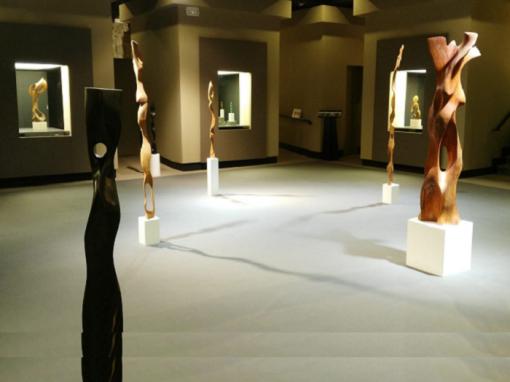Otra Dimensión 2019, Exposición Torreón de los Guzmanes en Ávila