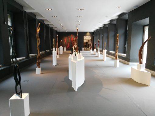 Corrientes, Exposición Real Casa de la Moneda en Segovia