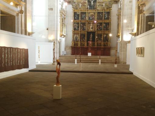 Lo mundano y…, Exposición Iglesia de la Encarnación en Zamora